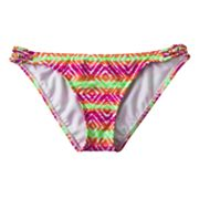 Candie's Geometric Scoop Bottoms