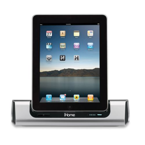 iHome iD9 30-Pin Dock and Speaker