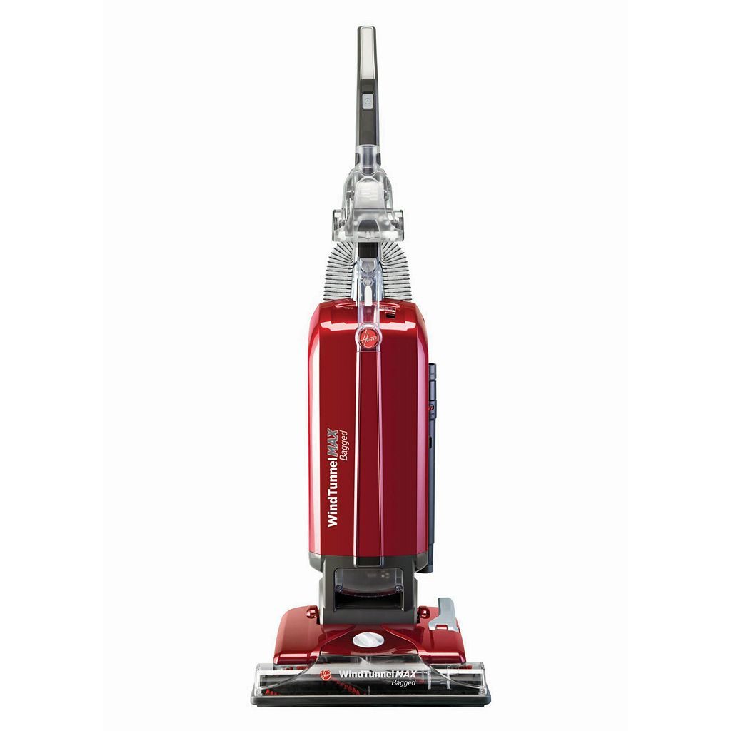 Hoover WindTunnel Max Bagged Upright Vacuum (UH30600)