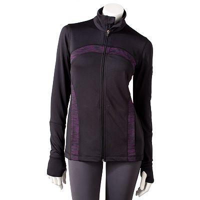 Tek Gear Striped Performance Jacket