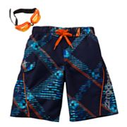 ZeroXposur Maiu Swim Trunks - Boys 4-7