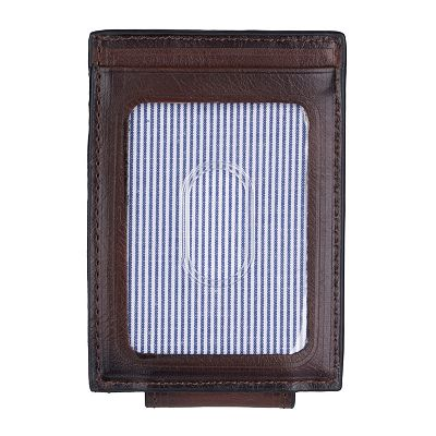 Levi's Leather Card Case Wallet