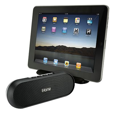 iHome Portable Bluetooth Stereo Speaker System