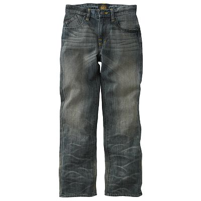 Rock and Republic Slim Straight Jeans - Boys' 8-20