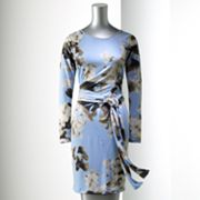 Simply Vera Vera Wang Floral Dress