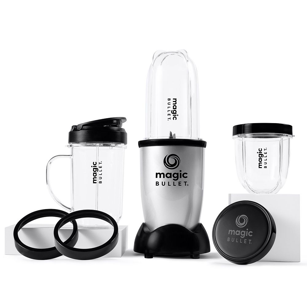 Magic Bullet® Personal Blender, Silver