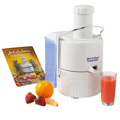 Jack Lalanne Power Juicer Pusher ~ Nib jack lalanne s the ultimate juicing machine power