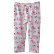 Jumping Beans Floral Capri Leggings - Girls 4-7