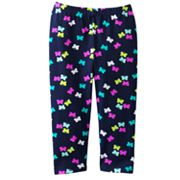 Jumping Beans Butterfly Capri Leggings - Girls 4-7