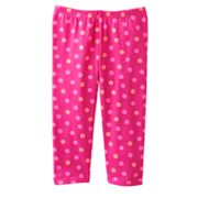 Jumping Beans Polka-Dot Capri Leggings - Girls 4-7