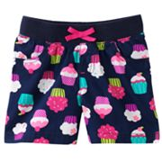 Jumping Beans Cupcake Shorts - Girls 4-7
