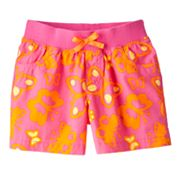 Jumping Beans Butterfly Shorts - Girls 4-7