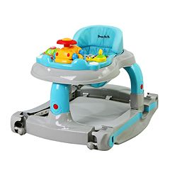 Dream On Me 2-in-1 Baby Tunes Musical Activity Walker & Rocker