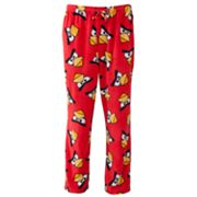 Angry Birds Microfleece Lounge Pants