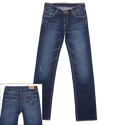 Levi's Skinny Jeans - Girls Plus
