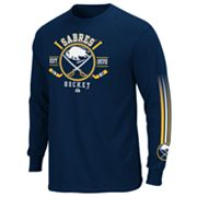 Majestic Buffalo Sabres Cross Check Tee - Men