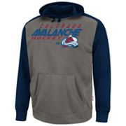 Majestic Colorado Avalanche Blocker Therma Base Hoodie - Men