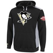 Majestic Pittsburgh Penguins Hat-Trick Hoodie - Men
