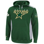 Majestic Dallas Stars Hat-Trick Hoodie - Men
