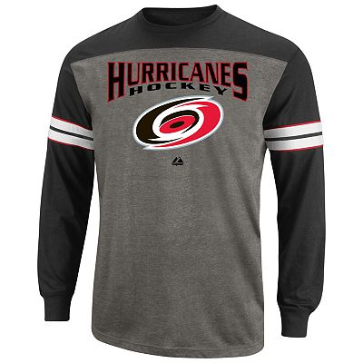 Majestic Carolina Hurricanes Crease Tee - Men