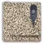 Sunbeam Slumber Rest Fleece Electric Throw