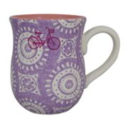 SONOMA life + style Bicycle Mug