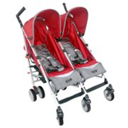 Simmons Kids Tour LX Side-by-Side Stroller