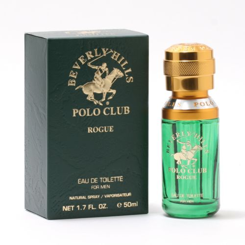 Rogue by Beverly Hills Polo Club Eau de Toilette Spray - Men