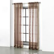 Simply Vera Vera Wang Chenille Striped Window Panel - 52'' x 84''