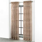 Simply Vera Vera Wang Lace Burnout Window Panel - 54'' x 63''