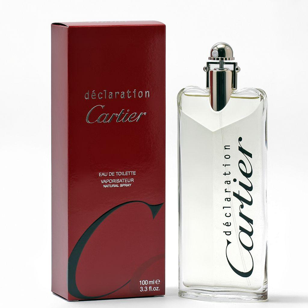 Cartier Declaration Men's Cologne - Eau de Toilette