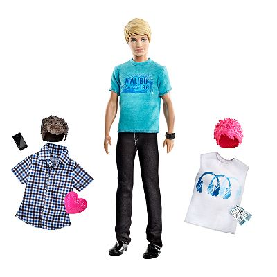 Dating Fun Ken Doll by Mattel