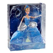 Disney Princess Cinderella Holiday Princess Doll by Mattel