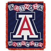 Arizona Wildcats Baby Jacquard Throw by Northwest
