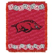 Arkansas Razorbacks Baby Jacquard Throw by Northwest