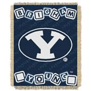 BYU Cougars Baby Jacquard Throw by Northwest
