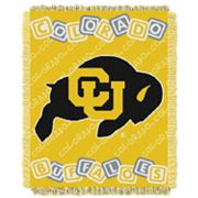 Colorado Buffaloes Baby Jacquard Throw by Northwest