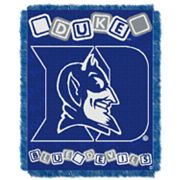 Duke Blue Devils Baby Jacquard Throw by Northwest