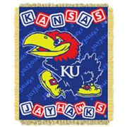 Kansas Jayhawks Baby Jacquard Throw by Northwest