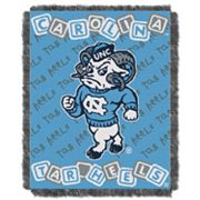 North Carolina Tar Heels Baby Jacquard Throw by Northwest