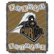 Purdue Boilermakers Baby Jacquard Throw by Northwest