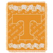 Tennessee Volunteers Baby Jacquard Throw by Northwest