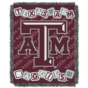 Texas A and M Aggies Baby Jacquard Throw by Northwest