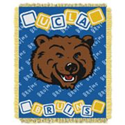 UCLA Bruins Baby Jacquard Throw by Northwest