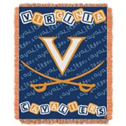 Virginia Cavaliers Baby Jacquard Throw by Northwest