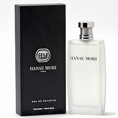 HM by Hanae Mori Men's Cologne - Eau de Toilette