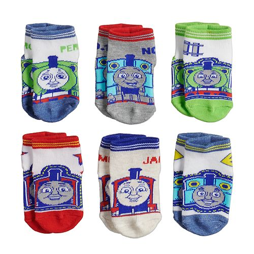Thomas & Friends 6-pk. Socks - Toddler