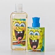 SpongeBob SquarePants Eau de Toilette Fragrance Gift Set