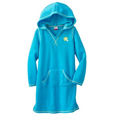 Jumping Beans French Terry Cover-Up - Girls 4-7