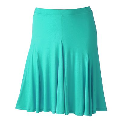 Apt. 9 Godet Skirt - Women's Plus